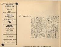 Franklin T11N-R4W, Vernon County 1955